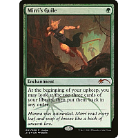 Mirri's Guile ( Foil ) ( Judge )