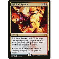 Rakdos's Return ( Guild Kit )