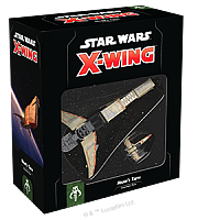 Star Wars: X-Wing Second Edition - Hound's Tooth Expansion Pack