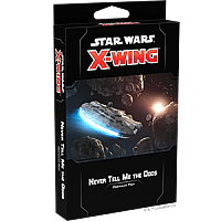 Star Wars: X-Wing Second Edition - Never Tell Me The Odds Obstacle Pack