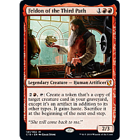 Feldon of the Third Path