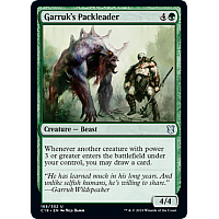 Garruk's Packleader