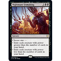 Nightmare Unmaking