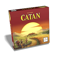 Catan - 5th Edition (SV) (Settlers of Catan) - Lånebiblioteket-