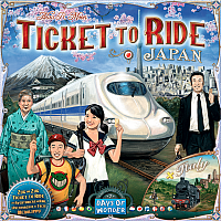Ticket to Ride - Map Collection 7: Japan/Italy