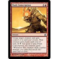 Flash Conscription
