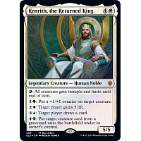 Kenrith, the Returned King