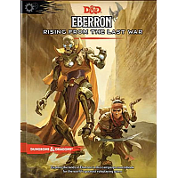 Dungeons & Dragons – Eberron: Rising from the Last War