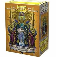 Dragon Shield Classic Art Sleeves - Queen Athromark: Coat-of-Arms (100 Sleeves)