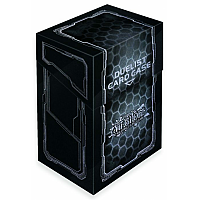 YGO - Standard Hex Black + Silver Card Case