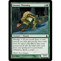 Greater Mossdog