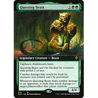 Questing Beast (Extended art)