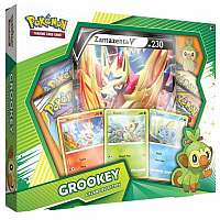 Pokemon - Galar Collection - Grookey