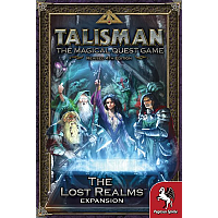Talisman: The Lost Realms expansion (Nyutgåva 2019)
