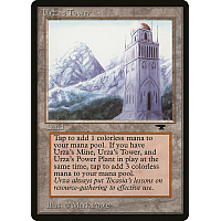 Urza's Tower (Mountains)
