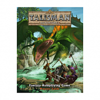 Talisman Adventures Fantasy Roleplaying Game - Playtest Guide