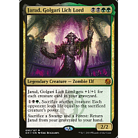 Jarad, Golgari Lich Lord (GUILD KITS: GUILDS OF RAVNICA)