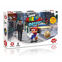 Puzzle: Super Mario Odyssey - New Donk City (500 pcs)