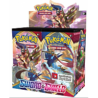 Pokémon - Booster Display (36 Boosters): Sword & Shield
