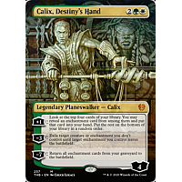 Calix, Destiny's Hand (Alternate Art)