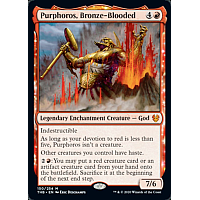 Purphoros, Bronze-Blooded