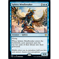Sphinx Mindbreaker ( Theme Booster Exclusive )