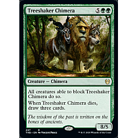 Treeshaker Chimera ( Theme Booster Exclusive )