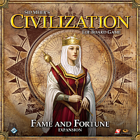 Sid Meier's Civilization: The Board Game: Fame and Fortune