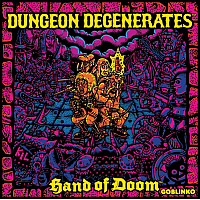 Dungeon Degenerates Hand of Doom