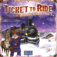 Ticket to Ride: Nordic Countries (Sv)