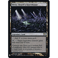 Shizo, Death's Storehouse