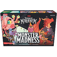 Dungeon Mayhem: Monster Madness - Lånebiblioteket