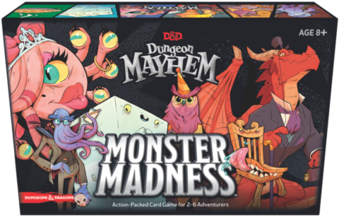 Dungeon Mayhem: Monster Madness _boxshot