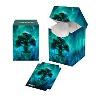 UP - PRO 100 + Deck Box - Magic: The Gathering Celestial Forest