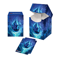 UP - PRO 100 + Deck Box - Magic: The Gathering Celestial Island