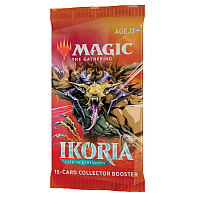 Ikoria: Lair of Behemoths Collector Booster