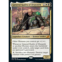 General Kudro of Drannith ( Foil )