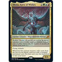 Illuna, Apex of Wishes ( Foil ) (Prerelease)