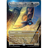 Luminous Broodmoth (Mothra, Supersonic Queen) (Godzilla Series) ( Foil )