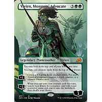 Vivien, Monsters' Advocate (Alternate Art)