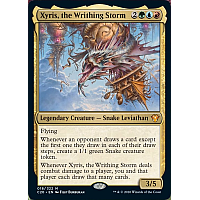 Xyris, the Writhing Storm ( Foil )