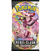 Pokémon - Booster Rebel Clash