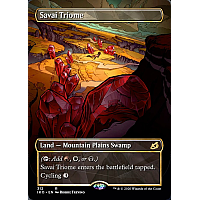Savai Triome (Alternate Art)