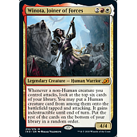 Winota, Joiner of Forces ( Foil ) (Prerelease)