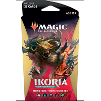IKORIA MONSTERS THEME BOOSTER