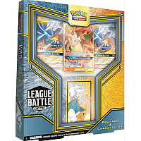 Pokémon - Reshiram & Charizard-GX League Battle Decks