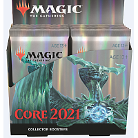 MTG - CORE SET 2021 Collector Booster Display