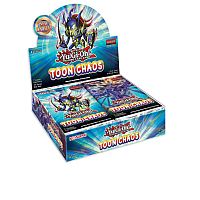 Yu-Gi-Oh! Toon Chaos: Booster Display (24 boosters)