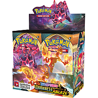 Pokémon TCG Sword & Shield - Darkness Ablaze: Booster Display (36 Boosters):