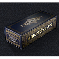 Iron Clays 200 Printed Box with Chips (for Brass etc)